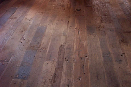 Distressed Amp Handscraped Hardwood Flooring In Tampa Bay