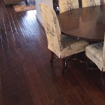 Distressed Hand Scraped hardwood floors