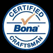 Bona Certified Craftsman Certification