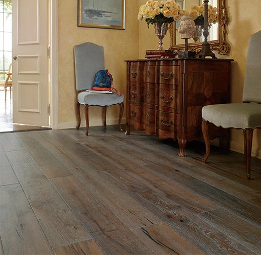 Hand Scraped Wide Plank Bella Cera Hardwood Floors