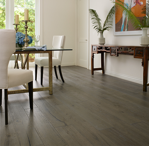 Open House Displays For Flooring Show Rooms