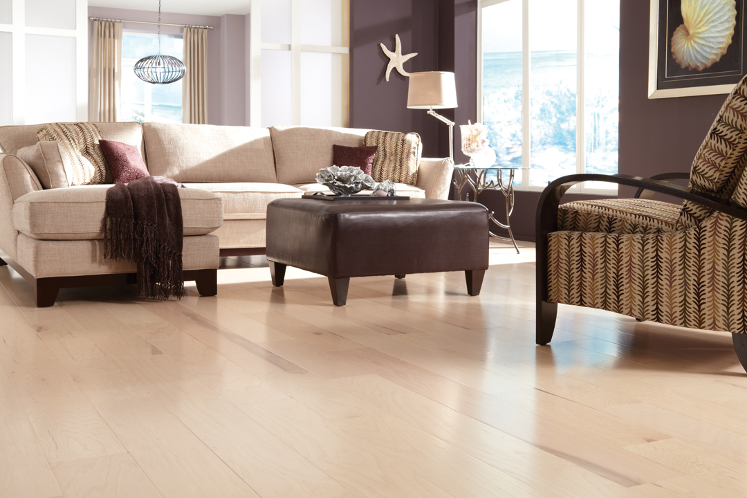 Mullican Hardwood Floors Offered For Installation At Through The