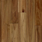 Koa wood floors.