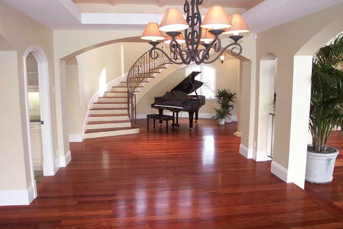 Santos Wood Floors in Tampa Historic Homes. - Custom Installation Of Hardwood Floors By Tampa Bay Wood Flooring