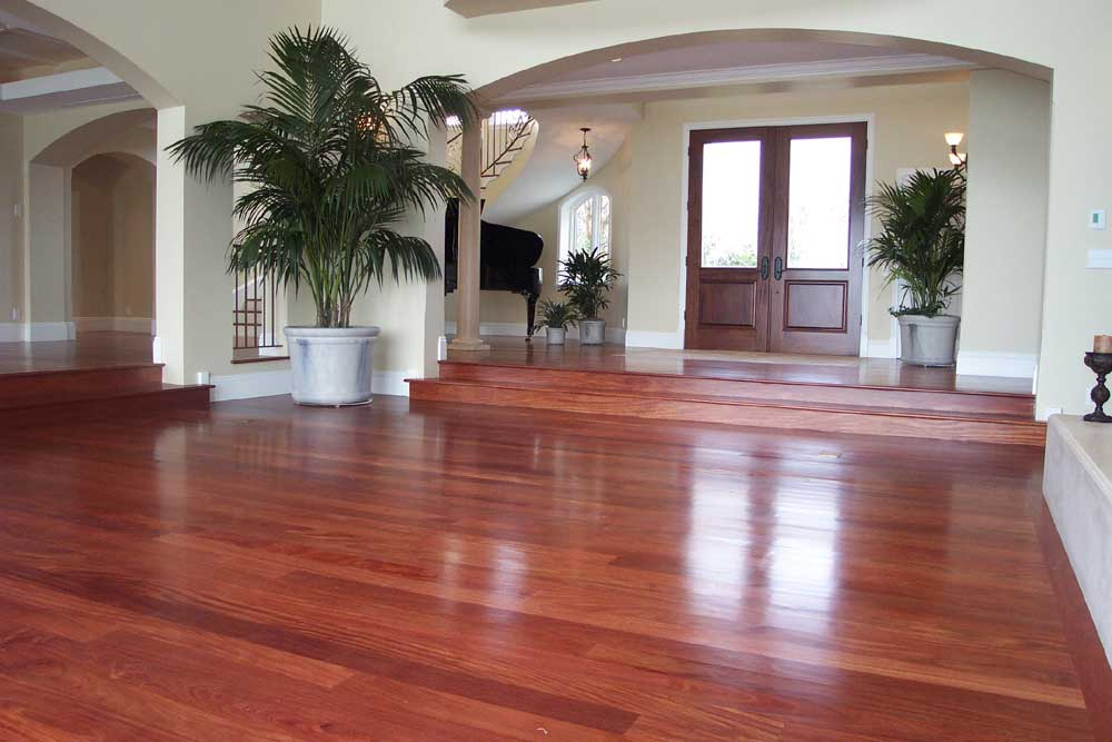 Santos Mahogany Is A Dark Reddish Brown Wood With