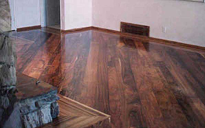 Custom Installation of Hardwood Floors by Tampa Bay Wood Flooring ...